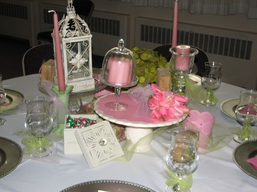 Girlie table