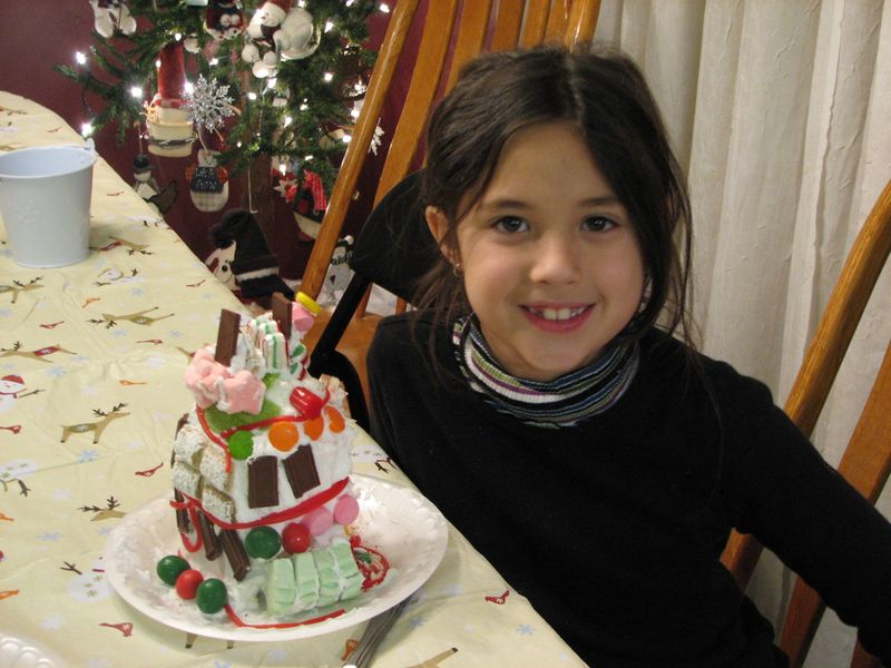 Gracie candy house 2006