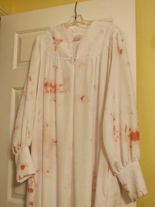 Ruined dress