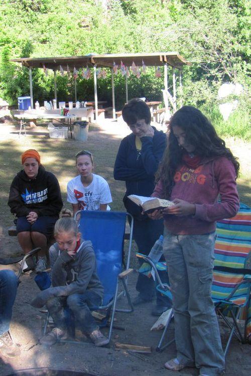Grace Survivor Camp 12 - 1