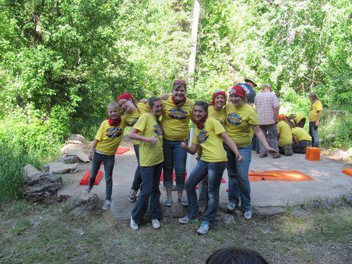 Grace Survivor Camp 12 - 3