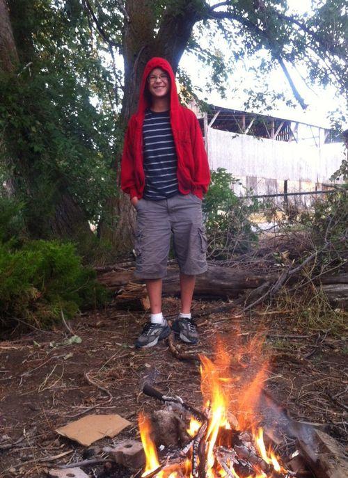 Quayd fire