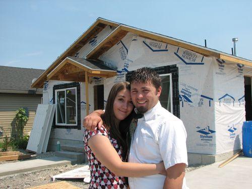 Liza first home