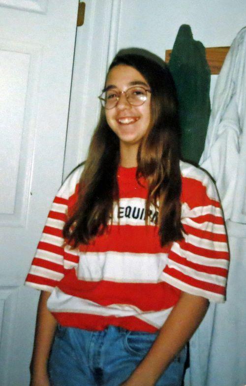Liza 12 years