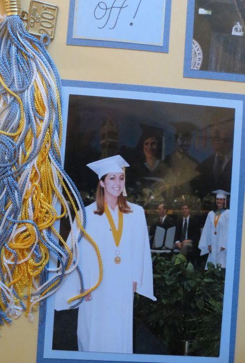 Liza graduates 2001