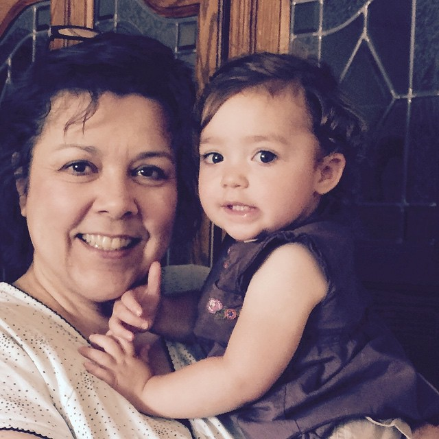 Aylabelle and Gram 6-15
