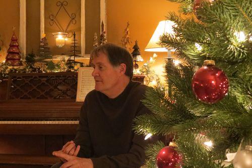Doug teaching